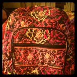 Vera Bradley Backpack.